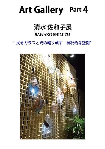 青山ギャラリー清水さん1