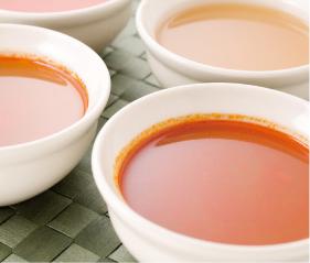 オリジナルスープ&タテギ